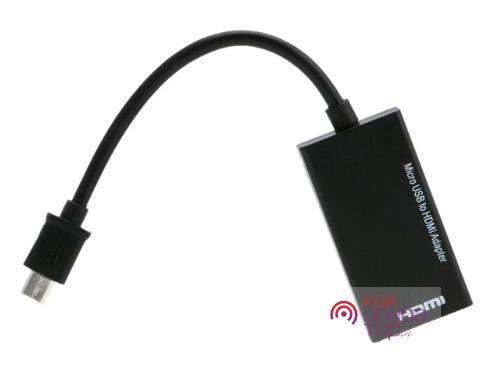 Подключение через HDMI