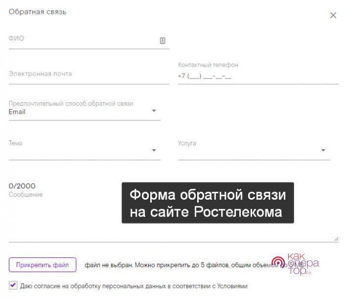 Онлайн-поддержка клиентов