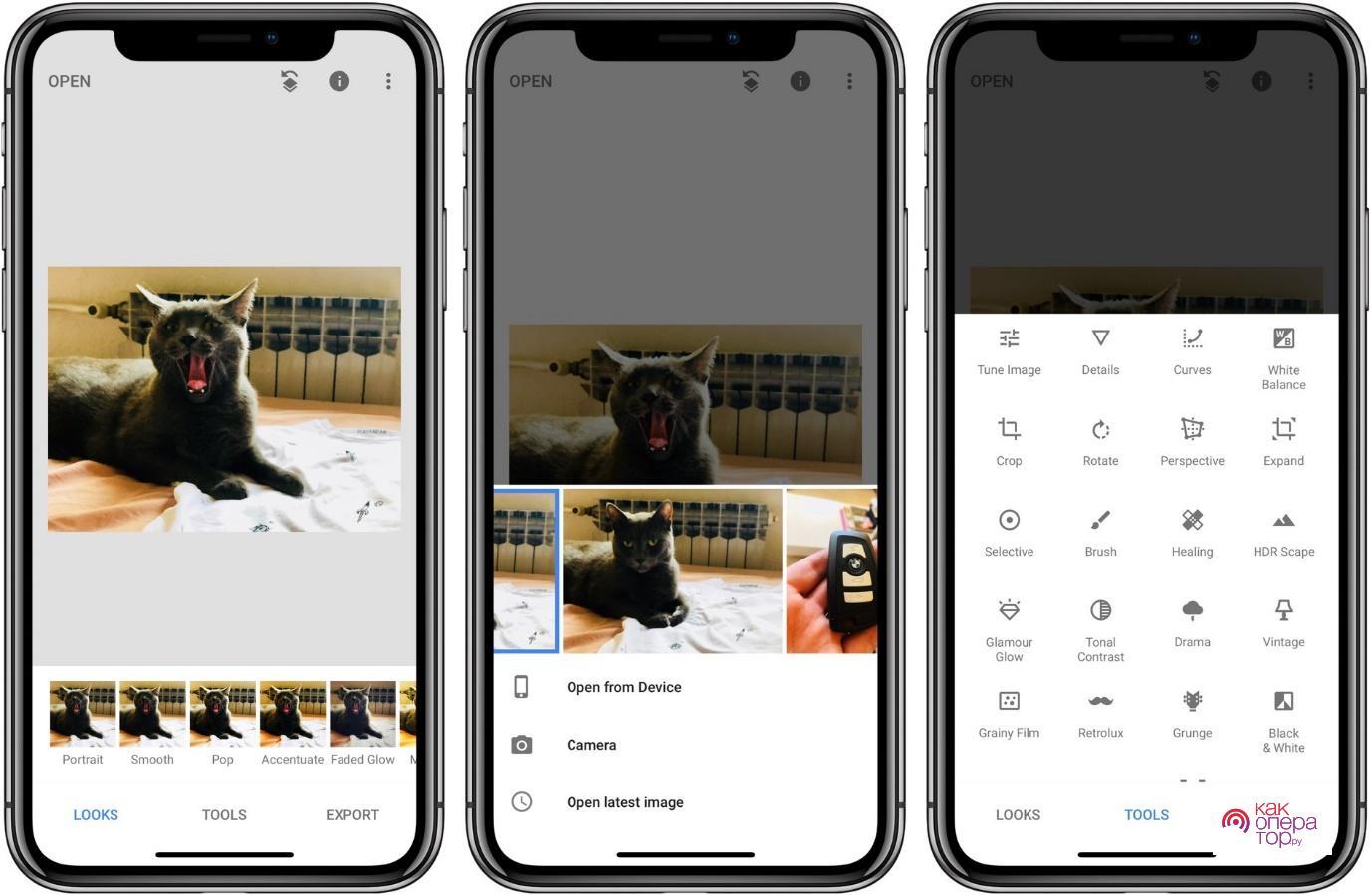5 Лучших приложений для обработки фото на Android и iPhone    Новости BIGMAG