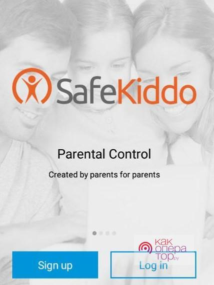 SafeKiddo Parental Control