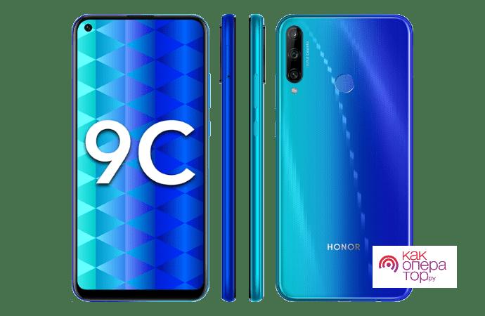 Honor 9C - обзор, характеристики, цены, отзывы