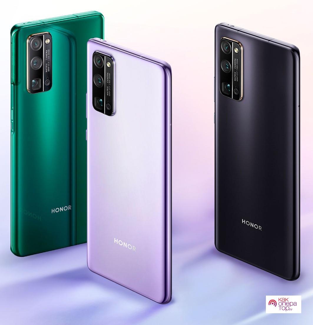 Honor представил новую флагманскую линейку смартфонов – Honor 30 | Mobile-review.com — Новости