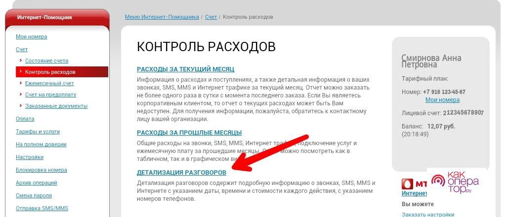 Описание услуги «Пакет SMS Smart» от МТС