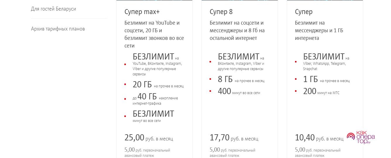 как поменять тариф на мтс в беларуси райффайзенбанк кредитная карта условия снятия наличных