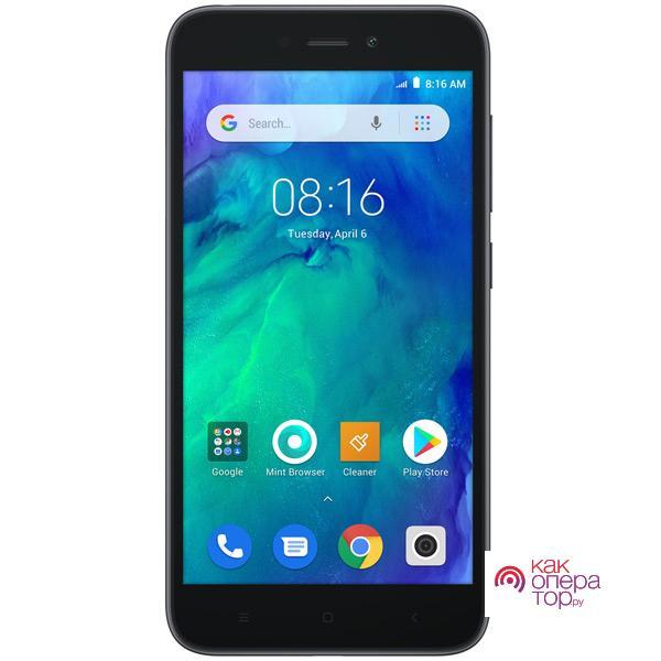Купить Смартфон Xiaomi Mi Redmi Go 16GB Black в каталоге интернет магазина М.Видео по выгодной цене с доставкой, отзывы, фотографии - Москва