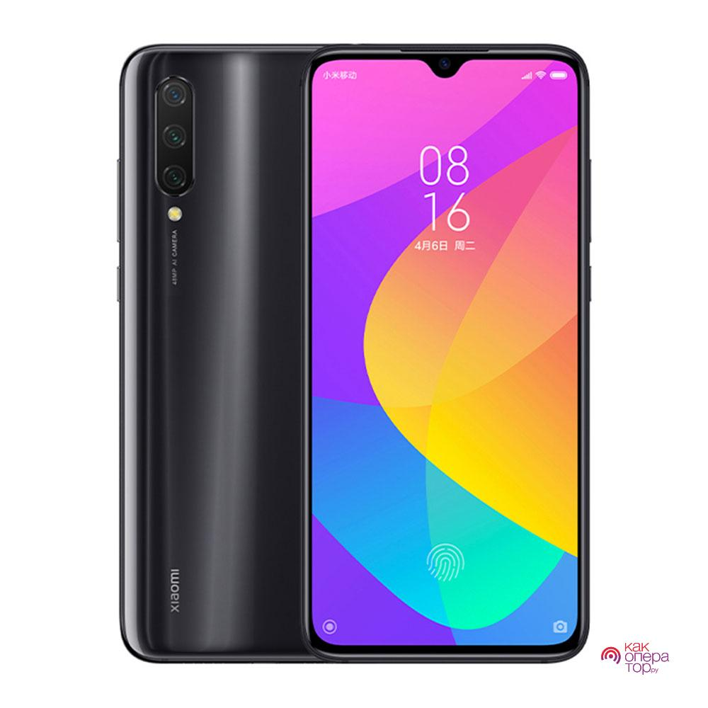 Купить Xiaomi Mi 9 Lite 6/128Gb Onyx Grey - Mi92.ru