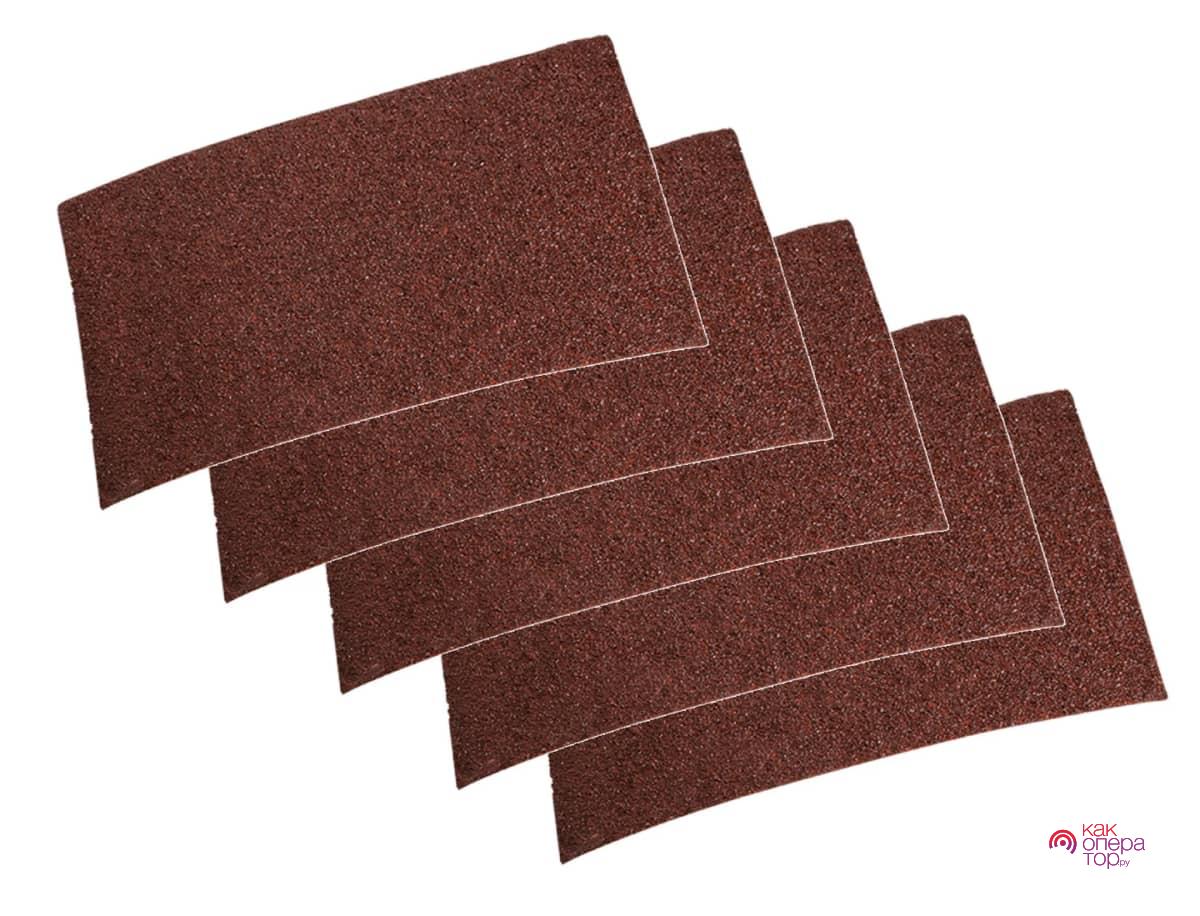 Наждачная бумага крупнозернистая Р24 Н-63 240х170 мм 10 шт, цена — купить в интернет-магазине в Москве и МО