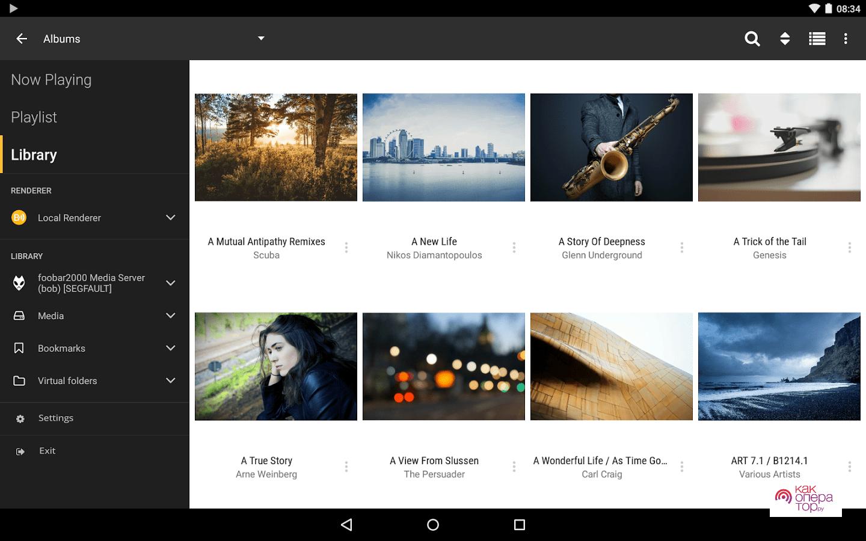 Скачать BubbleUPnP 3.4.10.1 для Android