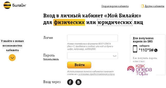 Описание услуги «#можноВСЁ» от Билайн