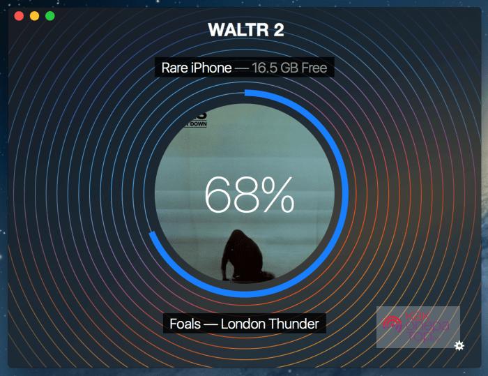 Конвертация и WALTR 2